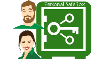 Personal SafeBox 1Yr Subscription