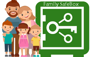 Family SafeBox 1Yr Subscription